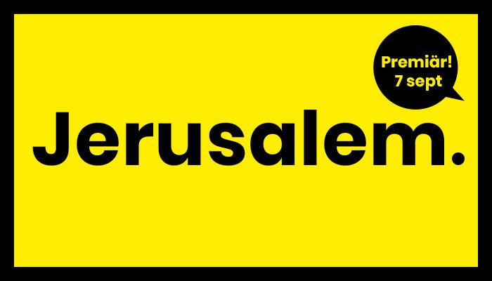 Jerusalem av Selma Lagerlöf inleder hösten på Storan.