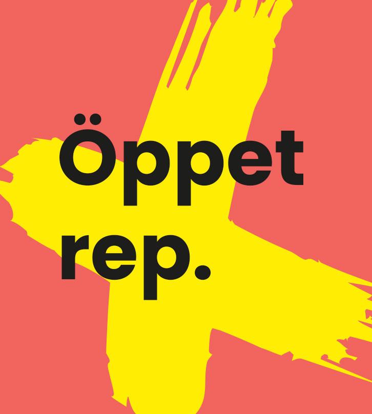 Öppna repetitioner